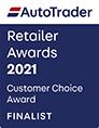 Autotrader Retailer Awards 2021 - Bilsborrow Car Sales